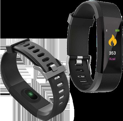 How does LifeTrex Fit Smartwatch work?
